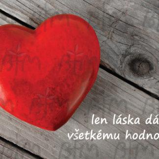Láska a vzťahy